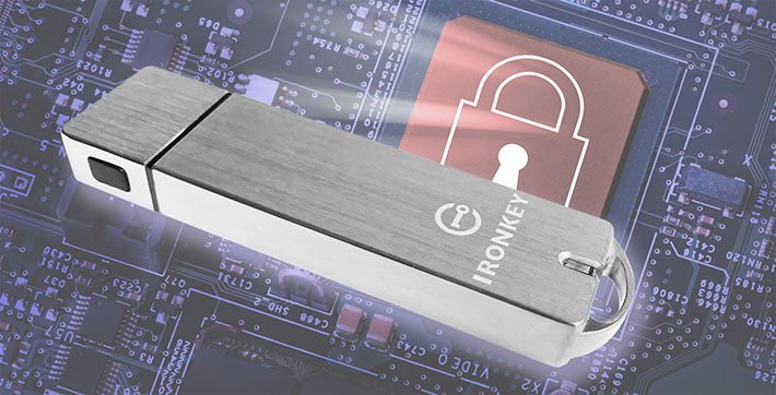 Kingston-IronKey USB Drives